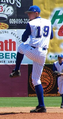 Tyler Clippard / Photo by Mike Ashmore(2006)