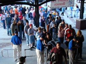 Home Opener Crowd / Photo by Mike Ashmore