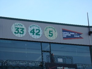 EL Championship Banner / Photo by Mike Ashmore